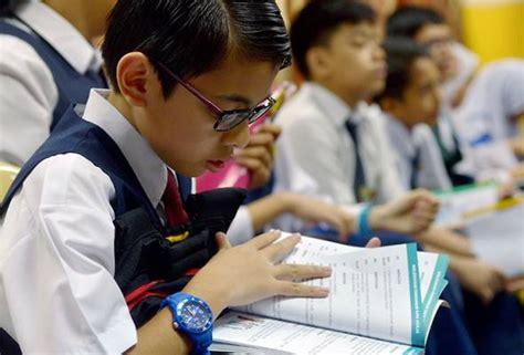 School Of Panduan Murid kementerian pendidikan kaji beban buku dibawa murid ke