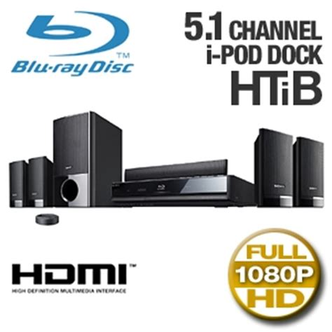 sony bdv e300 home theater system 5 1 channel
