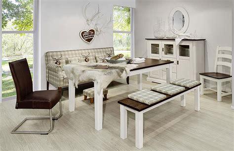 Buffet Tisch Für Esszimmer by Esszimmer Landhausstil Esszimmer Wei 223 Landhausstil