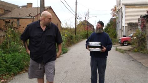 john fetterman tattoos the tattoos are not the most interesting thing about this