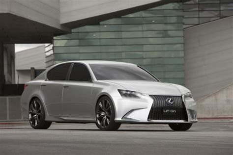lexus bow 2012 lexus gs to bow at pebble concours d elegance