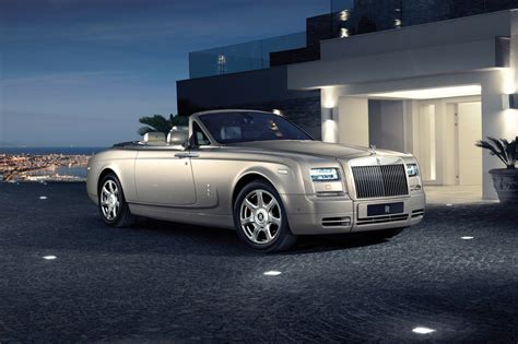 2017 Rolls Royce Phantom Drophead Coupe Convertible