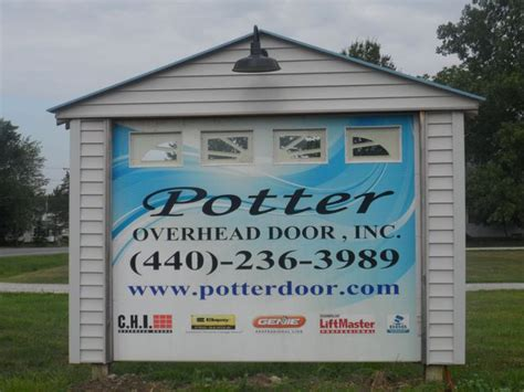 Garage Door Repair Cleveland Ohio Potter Overhead Door Inc Garage Door Installation Columbia Station Oh