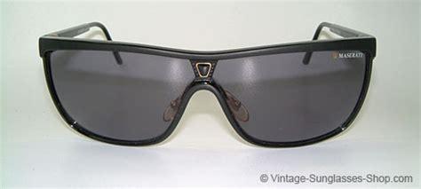 Maserati Sunglasses by Sunglasses Maserati 6123 02 Vintage Sunglasses