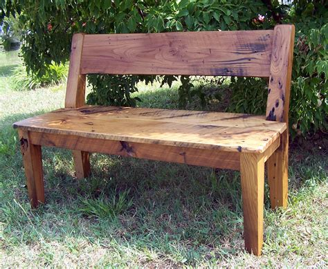 wooden restaurant benches relaxed back reclaimed barn wood dining benches