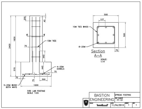 Mat Foundation Design Exle Pdf concrete shallow foundation