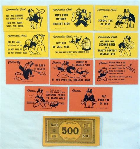 make your own monopoly chance cards 19 best images about board custom on