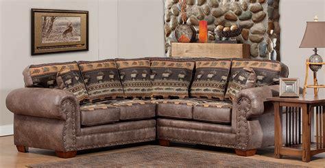 lodge couch rustic lodge furniture wholesale rustic lodge furniture