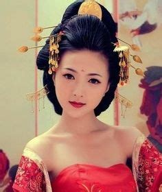 chinese hairstyles history 1000 images about tang dynasty on pinterest chinese