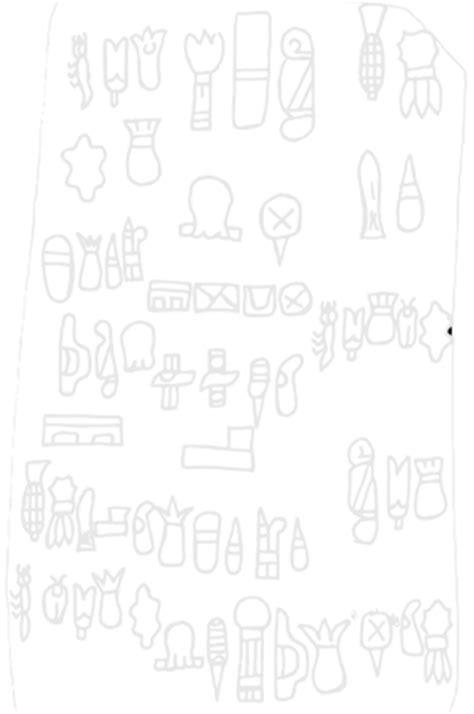 imagenes de jeroglíficos olmecas 7 sistemas antiguos de escritura que a 250 n no han sido