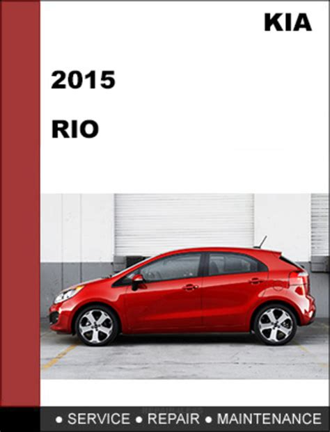 service manual 2008 kia rio repair manual free kia sedona carnival 2006 2007 2008 2009