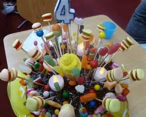 gateau d anniversaire avec bonbon facile 224 faire