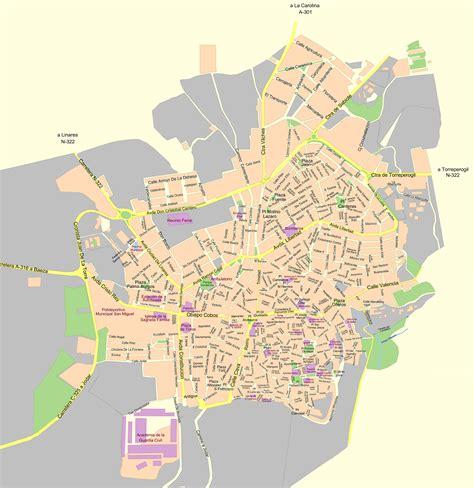 layout planning español mapa de espaa car interior design