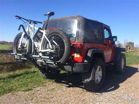Best Bike Rack For Jeep Wrangler by Pin Jeep Wrangler Bike Rack Image Search Results On