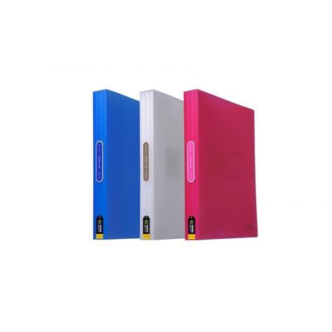 Clear Holder Vividus 60 Lembar Clear Book 60 Sheets color tag clear book 60 pockets kokuyo