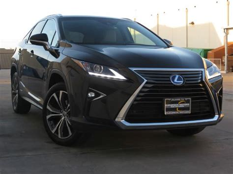 used lexus cars for sale by owner used 2016 lexus rx 450h for sale by owner in franklin ar