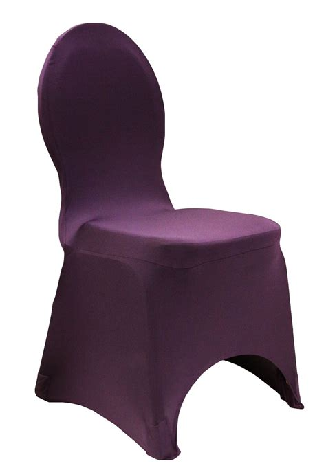 Spandex Chair Cover Rentals by Plum Spandex Chair Cover Rental