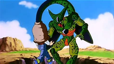 android 18 and cell cell absorbs 17 memes