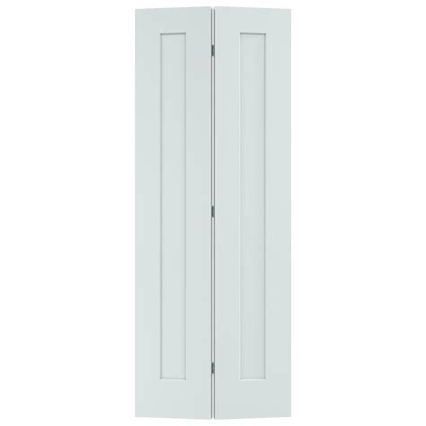 Closet Door Light Jeld Wen 32 In X 80 In Light Gray Painted Smooth Solid Molded Composite Mdf