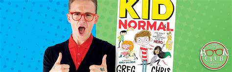 tom fletcher book club kid normal by greg james and