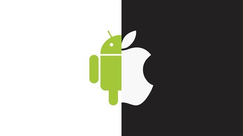 android to mac world versus android vs apple ios