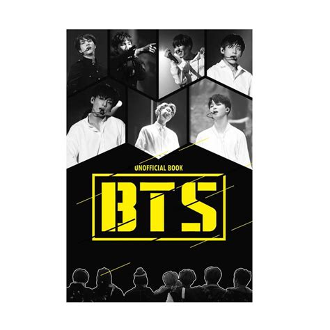 bts unofficial book jual pre order bts unofficial book by dhita online