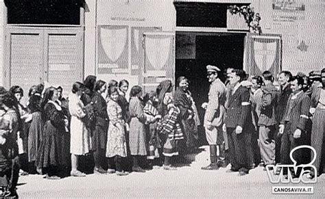 ministero interno archivio elezioni canosa breve cronistoria dei risultati delle elezioni