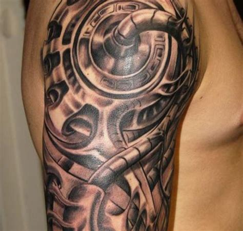 biomechanical 3d tattoo designs flash biomechanical design for on sleeve tattoos