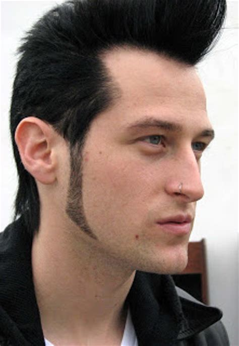 bkackens haircut side burns how to grow a beard faster features pictures facial