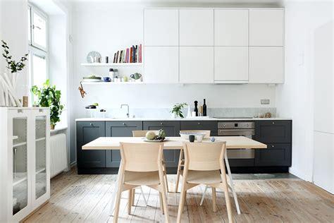 kitchen trends  block colour kitchen cabinets