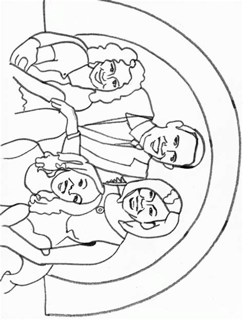 coloring pages obama family free color my family tree coloring pages