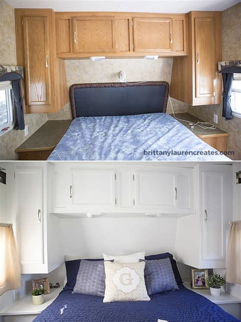 before after gorgeous diy cer renovation