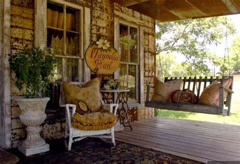 Vintage Farmhouse Plans the quot shabby victorian quot magnolia pearl ranch in texas
