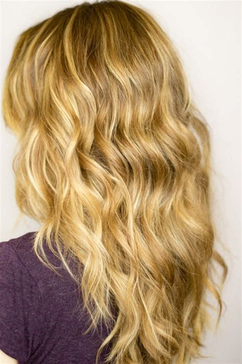 How To Curly Hair 25 ways of how to make your hair wavy