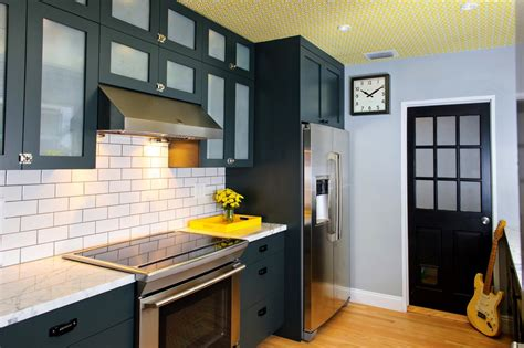 colourful kitchen cabinets 7 colorful kitchens that will make you want to paint your