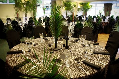 safari themed events jungle themed dinner party all this needs are some