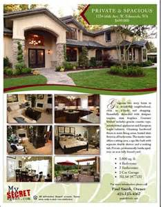 house for sale brochure template for sale by owner flyer for and daily selling
