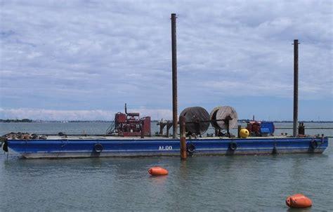 ispettorato di porto di venezia pontone aldo nautilus