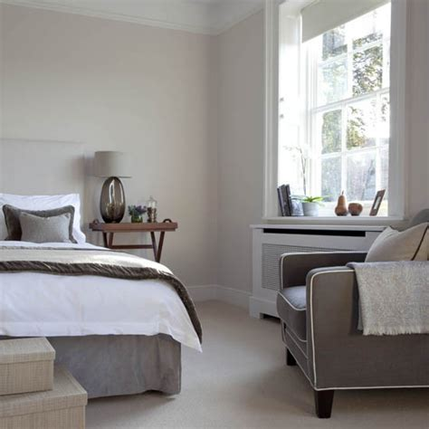Decorating Ideas For Grey Bedroom Grey Toned Bedroom Traditional Bedrooms 10 Decorating