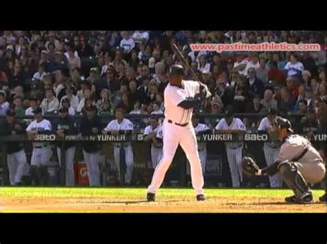 ken griffey jr swing slow motion ken griffey jr slow motion home run baseball swing