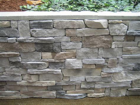 veneer stone retaining wall flickr photo sharing