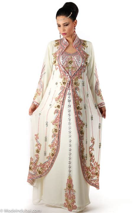 Dress Jawhara by Robe De Mariee Orientale Jawhara Blanche