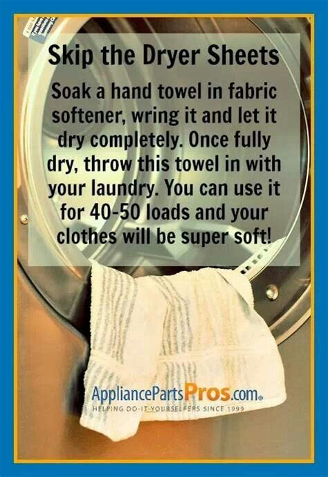 Dryer Sheets Toxins Affect by Diy Dryer Sheets Can Use This Technique With My