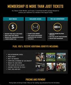 Jaguar Season Tickets Season Ticket Benefits