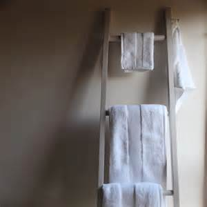 ladder for bathroom towels towel ladder traditional towel racks stands by cox