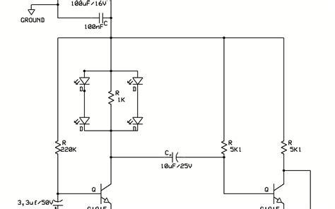 skema transistor rangkaian transistor c1815 28 images skema rangkaian pre mic sederhana 1 transistor