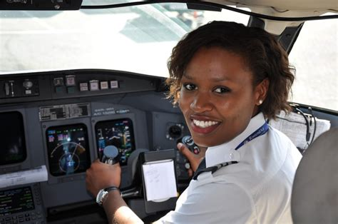 commercial woman pilot rwanda s first female commercial pilot is smashing gender