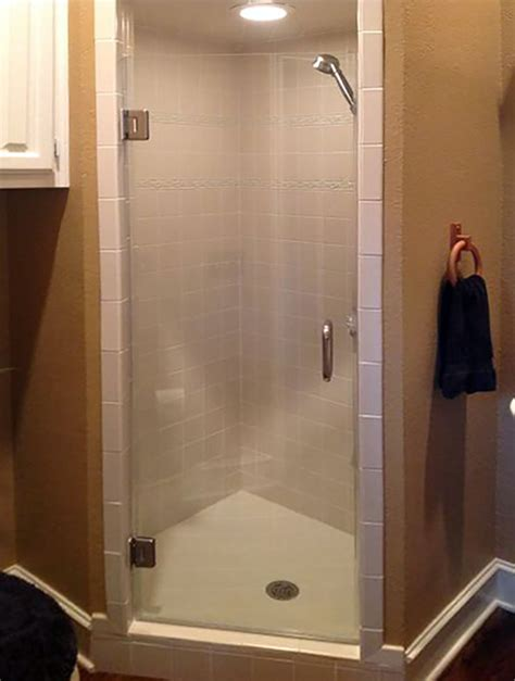 Single Shower Doors Glass Glass Shower Enclosures And Doors Gallery Shower Doors Of