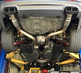 Hellcat Exhaust System For Sale Zoomers Exhaust Catback 15 16 Challenger Srt Hellcat 6 2l