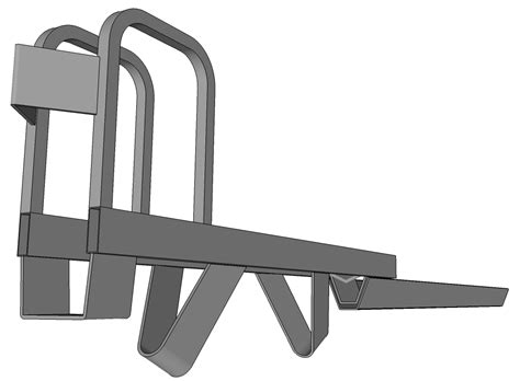 Rudy Rack by New Rudy Rack Display Tray Fits Bike Types Without Adjustment Bicycle Retailer And